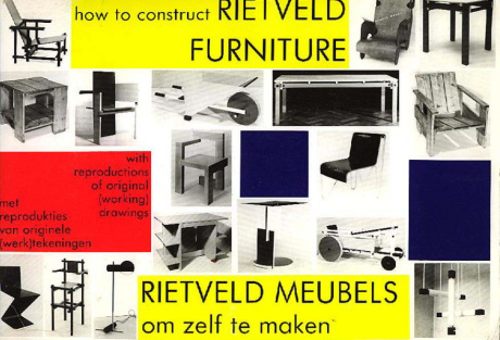 How to construct a Rietveld chair