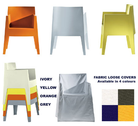 Merveilleux Philippe Starck: Toy Chair (1999)