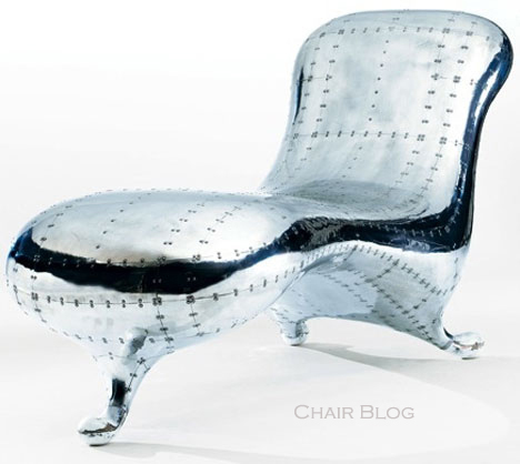 Marc Newson Lockheed Lounge Chair