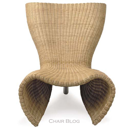 Marc Newson Wicker Chair