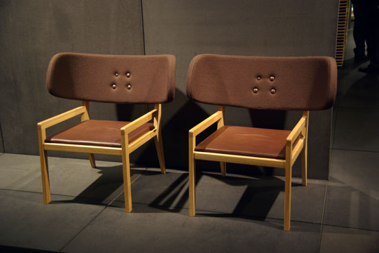 Cartoon Easy Chair by Stine Gam and Enrico Fratesi Chairblog eu