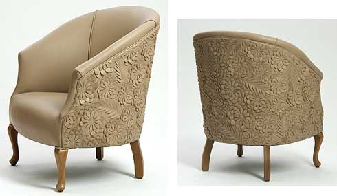Edwardian Tubchair by Helen Amy Murray