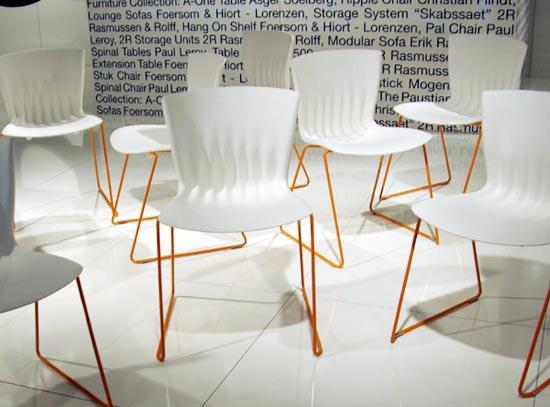 Ripple Chair by Christian Flindt