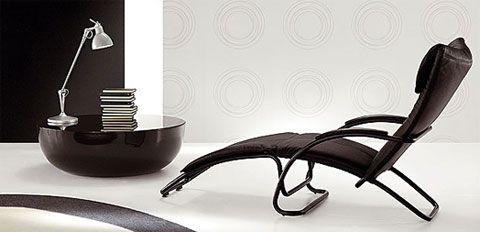 Swing Plus Lounge Chair by Jochen Hoffmann