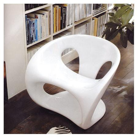 Hara Chair White