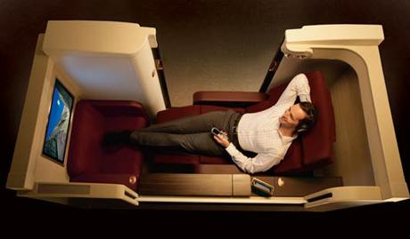 Jet Airways Seats