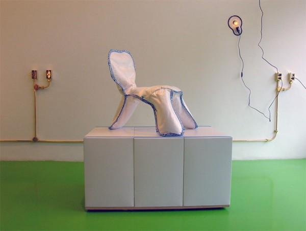 Seam Chair by Chris Kabel