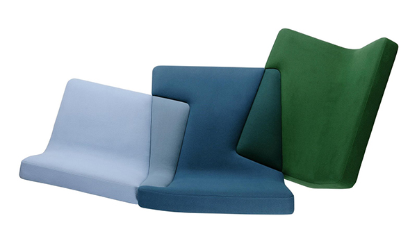 Intersection Sofa by Nigro