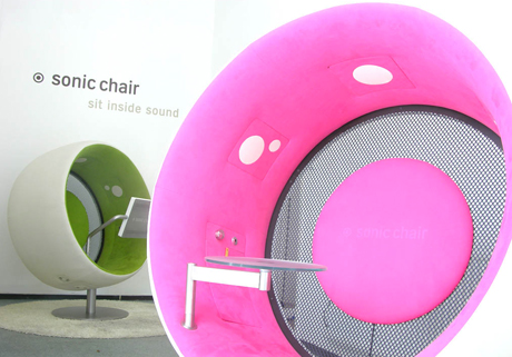 Sonic Chair sonic chair chairblog eu