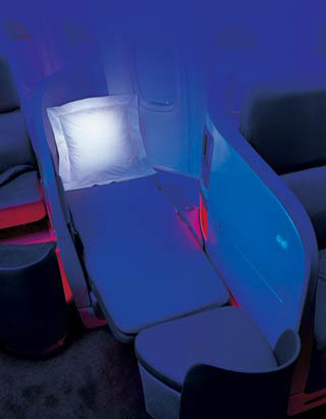 Virgin Atlantic Seats