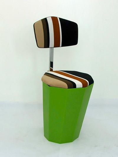 Martino Gamper Walking Chair 01
