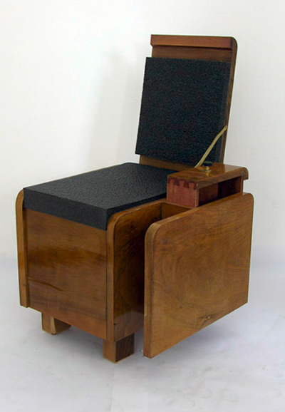 Martino Gamper Walking Chair 08