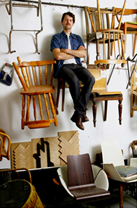 Martino Gamper, Best Chair Alchemist