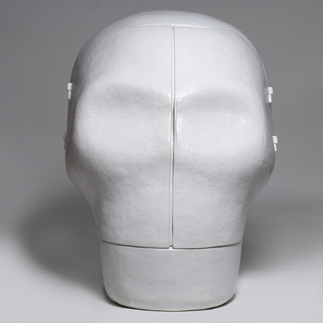 Sensory Deprivation Skull Chair by Atelier Van Lieshout 2