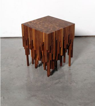 Hyme Stool by Zachary Fluker
