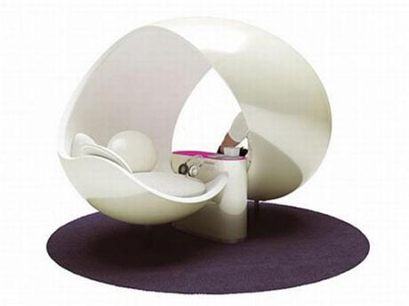 Ice Lounge Chair