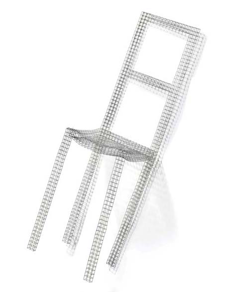 Robert Wilson Freud Hanging Chair