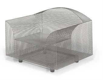shiro kuramata 1934 1991 how high the moon chair. Black Bedroom Furniture Sets. Home Design Ideas