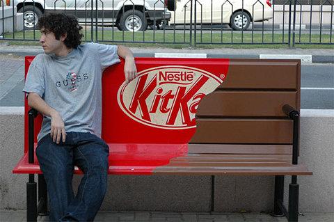 KitKat Bench 1