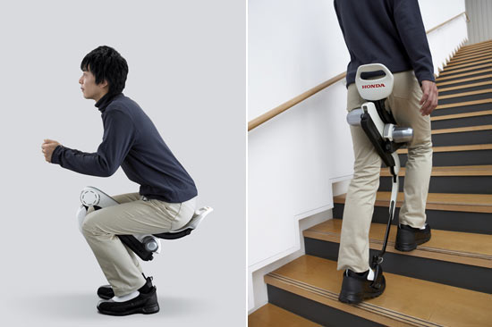 walking assist device by honda - Chairblog.eu