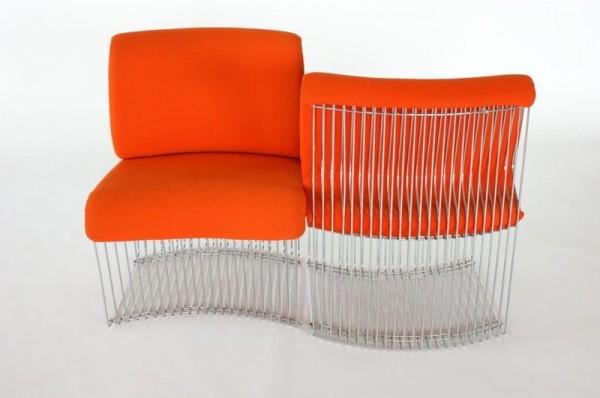 113T Chair By Verner Panton