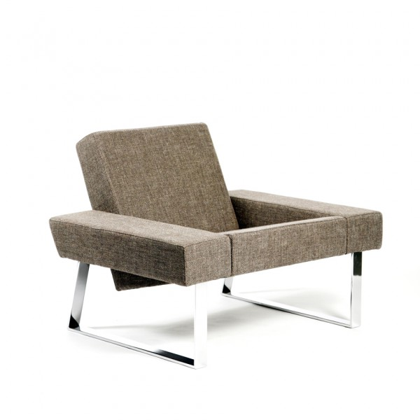 Low Armchair by Rene Barba