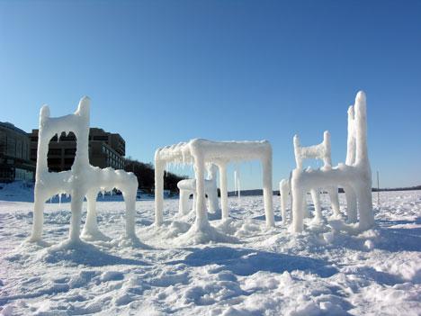 Frozen Furniture