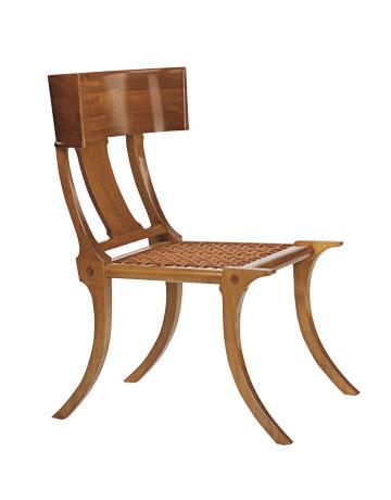 Greek Klismos Chair
