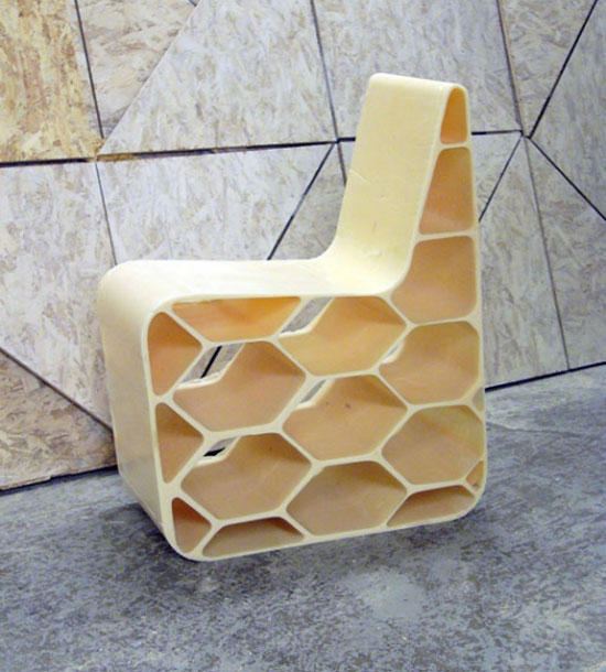 Beehive Chair by Christopher Angell