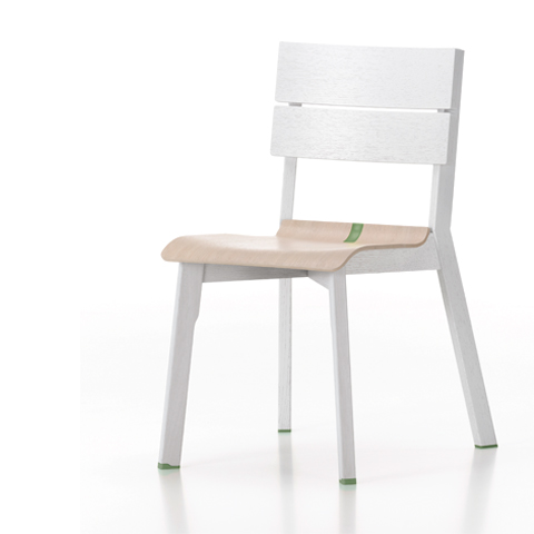 Rotterdam Chair by Hella Jungerius for Vitra