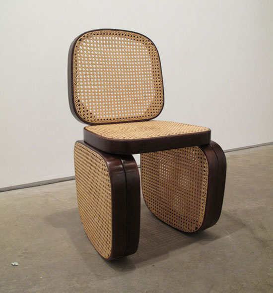 Warez Chair by William Stone