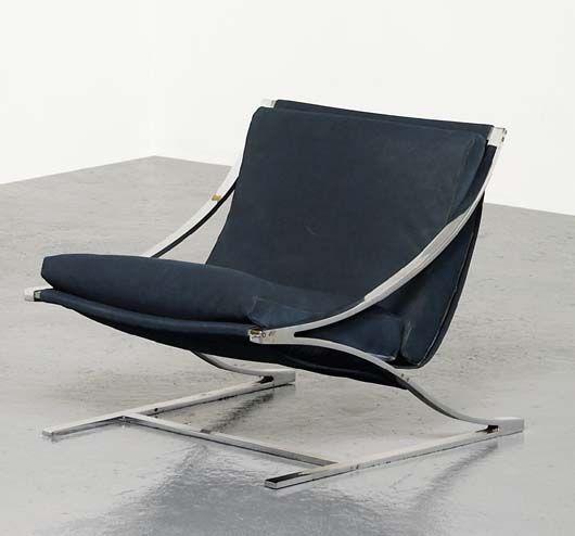 Zeta Chair by Paul Tuttle