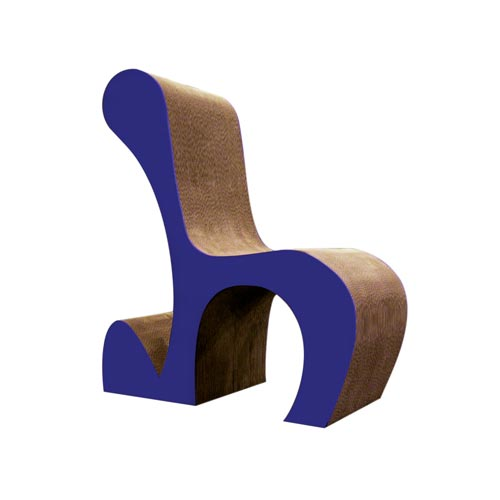 Carton Chair Super Limao