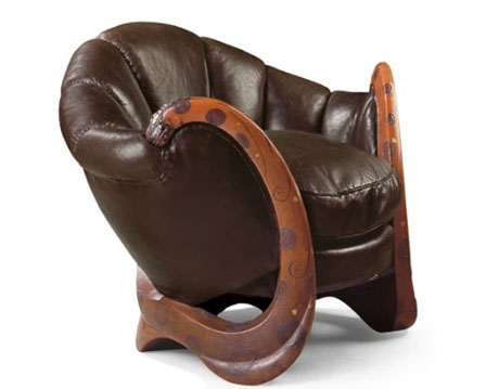 snake armchair by eileen gray fetched an auction world record