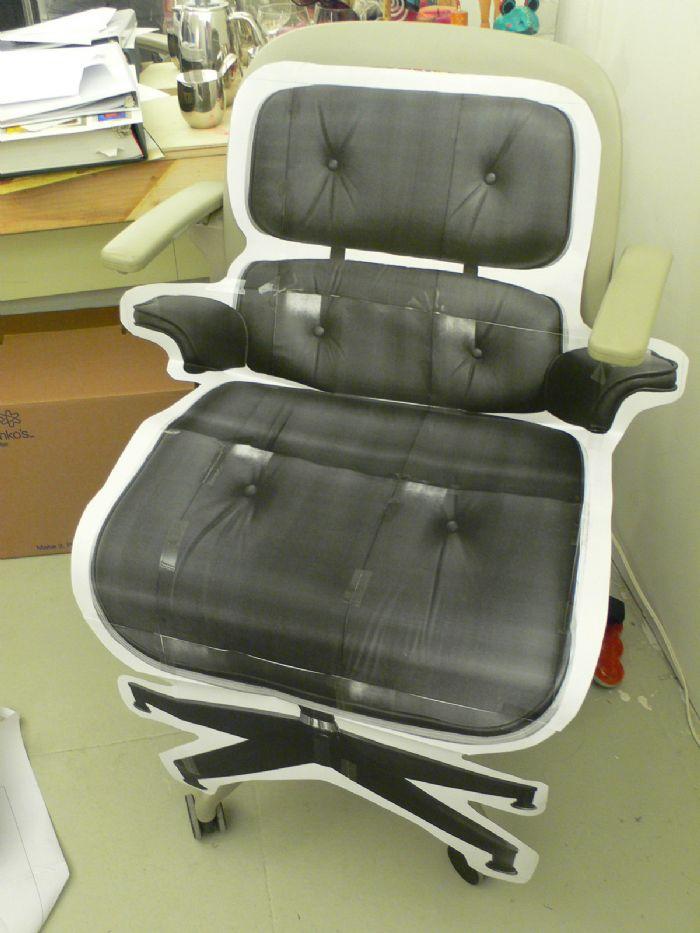 Vanessa Su Chair Pad