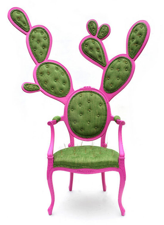 Prickly Pair Chairs 01