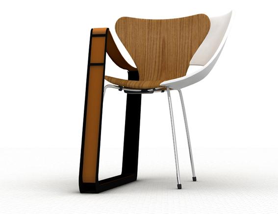 frankenstein chair