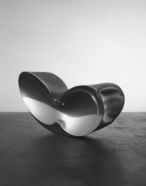 Blo-Void 6 Chair  by Ron Arad 2006