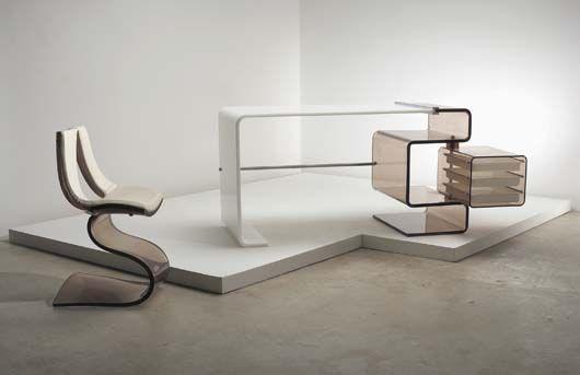 Chair by Michel Dumas