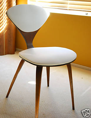 Chair By Norman Cherner On EBay