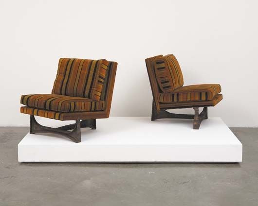 Chairs by Paul Evans