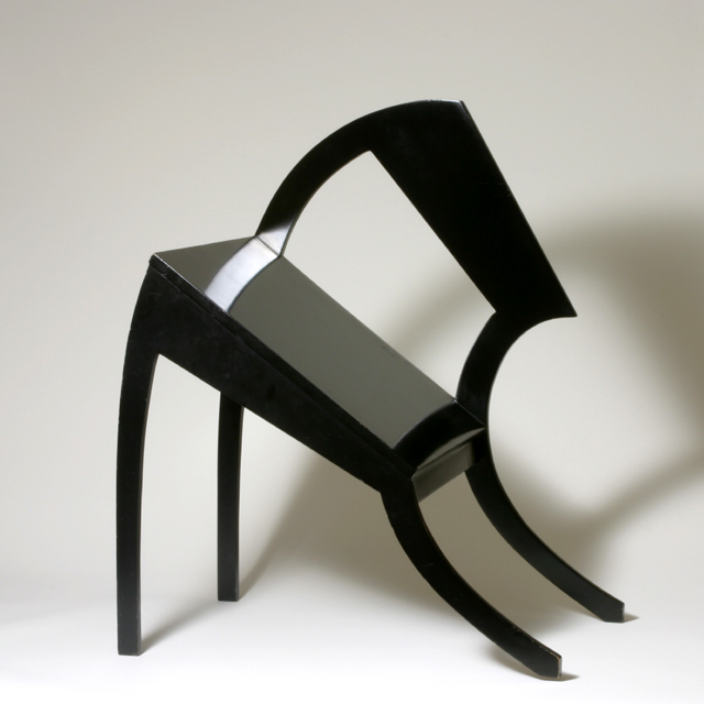 Classroom Chair 2 By Stefan Wewerka