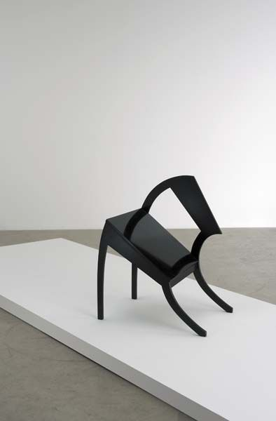 Classroom Chair by Stephan Wewerka