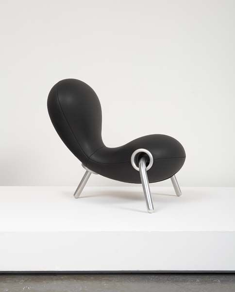 Embryo Chair by Marc Newson