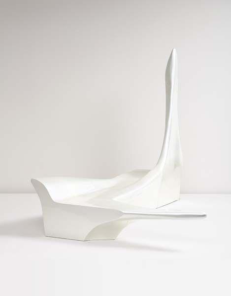 Iceberg Sofa by Zaha Hadid