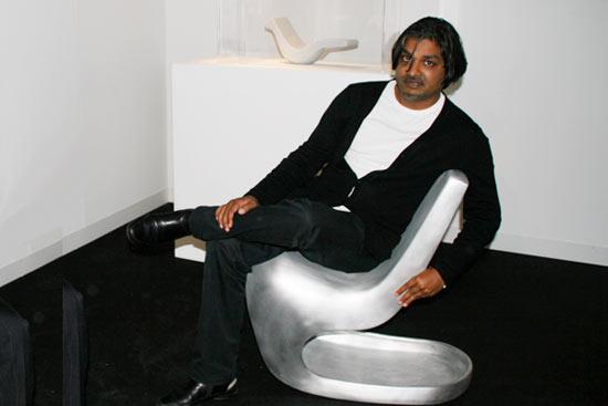 New Alu Rocking Chair with Satyendra Pakhale