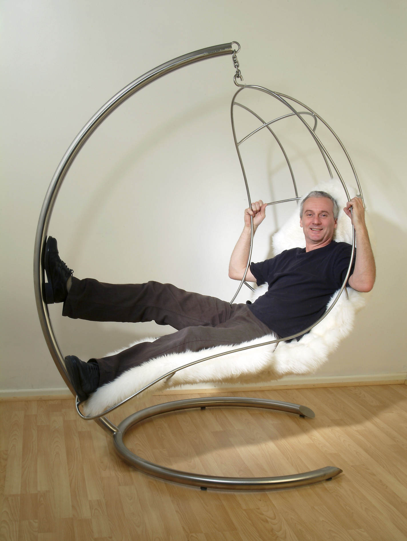 Nirvana Chair by Adrian Thornber Chairblog