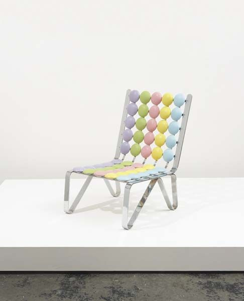 Smarties Geometries Chair 2006 by Mattia Bonetti 167_001