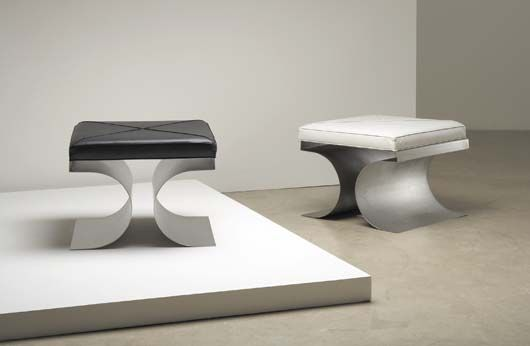 Stools by Michel Boyer
