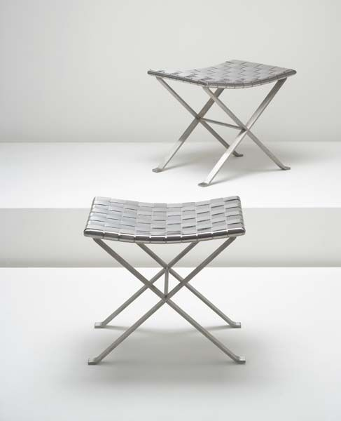 Stools by Michel Pigneres